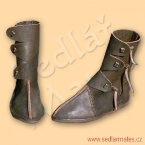 Boty kotníkové Viking (model č. 0007)