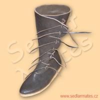 Vysoké boty Viking (model č. 0010)