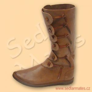 Vysoké boty Viking (model č. 0011)