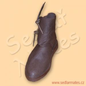 Nízké boty Viking (model č. 0012)