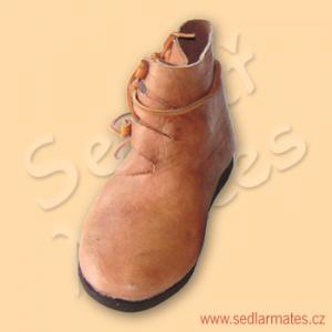 Převracené boty Viking (model č. 0013)