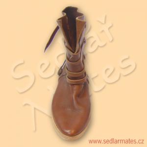 Raně středověké boty (model č. 0014)