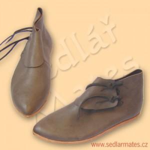 Ručně šité boty (model č. 9009)