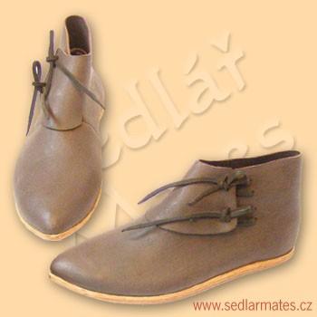 7317e7f401d 9009)  Ručně šité boty (model č.