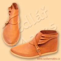 Ručně šité boty Norman (model č. 9011)