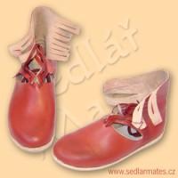 Římské vojenské sandále (model č. 9015)