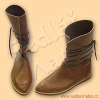 Ručně šité boty (model č. 9024)