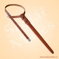 Pochva na meč s opaskem (model č. 5056)