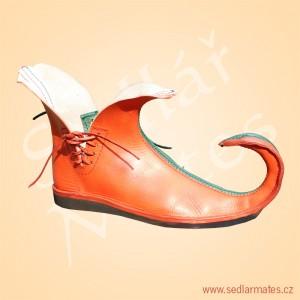 Škorně šašek (model č. 1135)