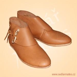Kotníkové boty (model č. 9082)