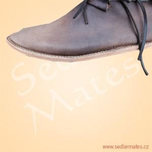 Rané polovysoké boty (model č. 9086)