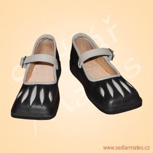 Renesanční boty Volské tlamy (model č. 2001)