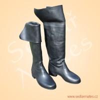 Vysoké jezdecké boty (model č. 3059)