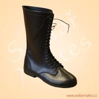Polovysoké šněrovací boty (model č. 4045)