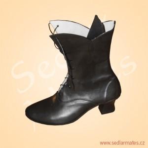 Taneční boty Kankán (model č. 4048)