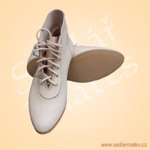 Kotníkové šněrovací boty (model č. 1156)