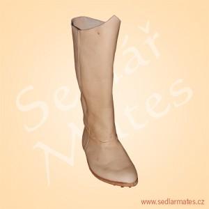 Vysoké boty (model č. 9051)