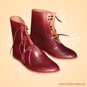 LH boty nad kotníky (model č. 9055)