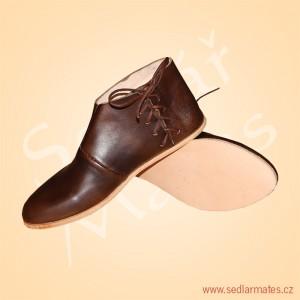 Kotníkové boty (model č. 9090)