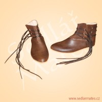 Kotníkové boty (model č. 9092)