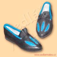 Renesanční taneční střevíce (model č. 2006)