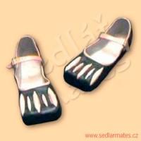Renesanční lancknechtské boty (model č. 2015)