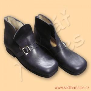 Renesanční kotníkové boty (model č. 2021)