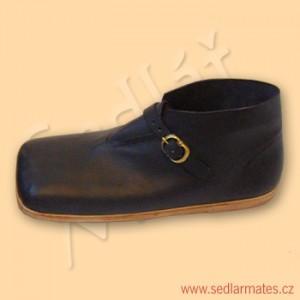Renesanční kotníkové boty (model č. 2025)