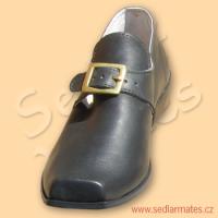 Barokní nízké boty (model č. 3007)