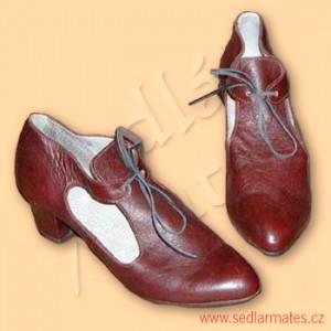 Dámské taneční boty (model č. 3009)
