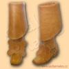 Parádní mušketýrky se šporna řemeny (model č. 3030)