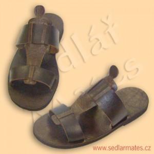 Pantofle (model č. 4011)