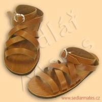 Sandály (model č. 4012)