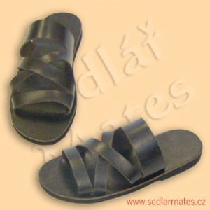 Pantofle (model č. 4013)