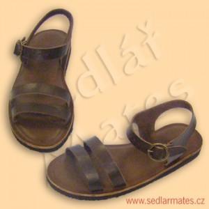 Sandály (model č. 4014)
