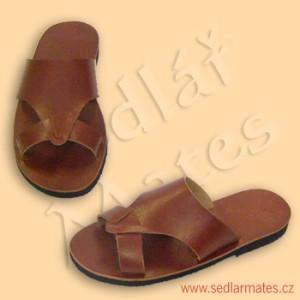 Pantofle (model č. 4015)