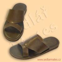 Pantofle (model č. 4017)