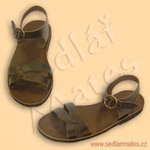 Pantofle (model č. 4019)