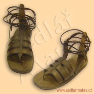 Sandály (model č. 4020)