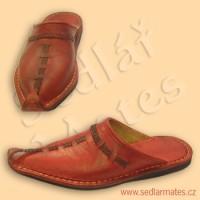 Marocké boty (model č. 4022)