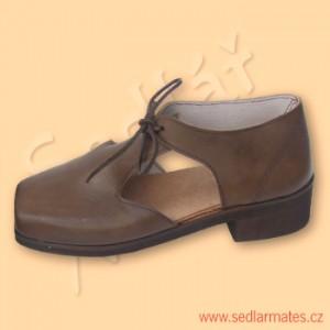 """Barokní """"sandály"""" (model č. 3033)"""