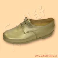 Boty ke kostýmu ducha (model č. 4027)