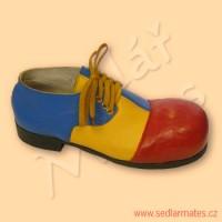 Klaunské boty (model č. 4031)