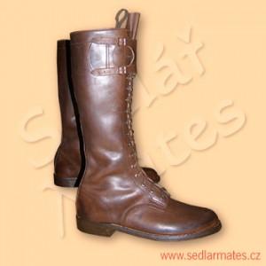Dřevorubecké boty (model č. 4033)