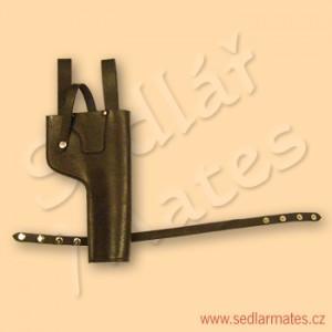 """Kožené pouzdro na zbraň """"Star Wars"""" (model č. 6002)"""