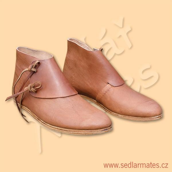 27932ab0187 Ručně šité boty (model č. 9009)