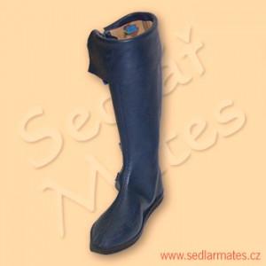 Gotické vysoké boty (model č. 1160)