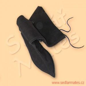 Gotické jezdecké boty (model č. 1088)