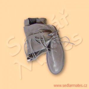 Gotické boty jezdecké (model č. 1089)