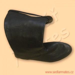 Gotické jezdecké boty (model č. 1090)